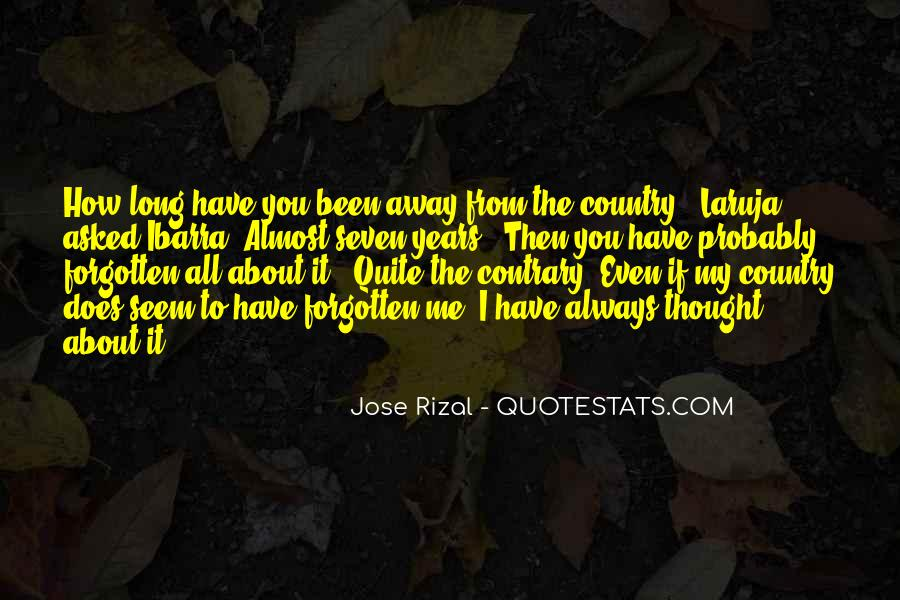Quotes About Rizal Nationalism #1318545