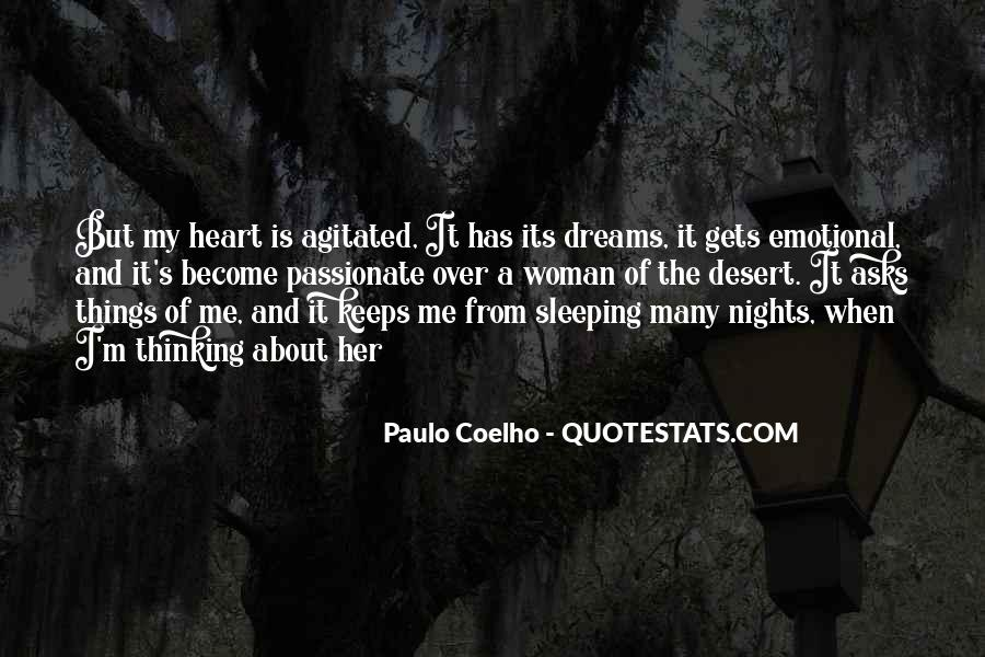 Quotes About Dreams While Sleeping #557622