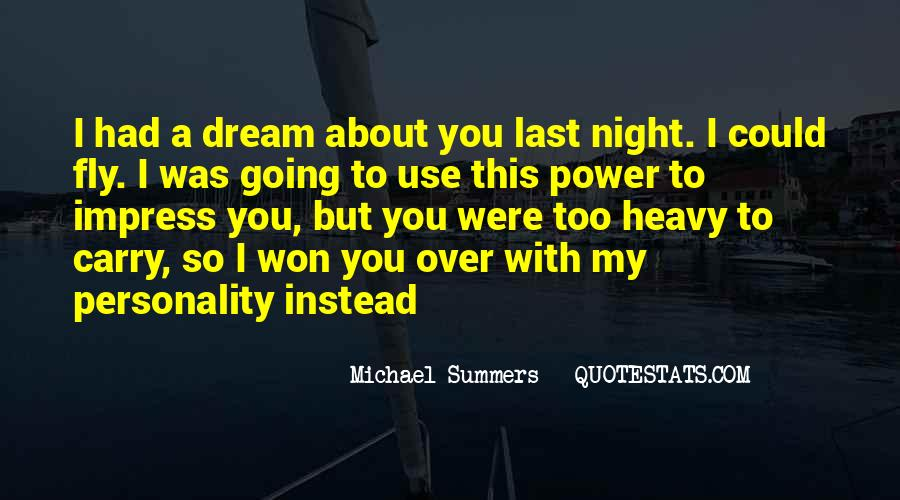 Quotes About Dreams While Sleeping #573469