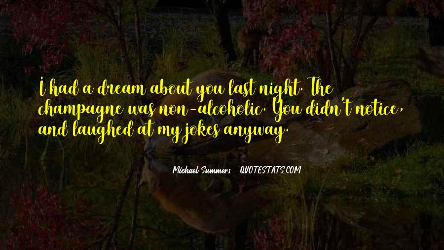Quotes About Dreams While Sleeping #630171