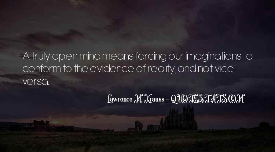 Quotes About Reality And Imagination #402471