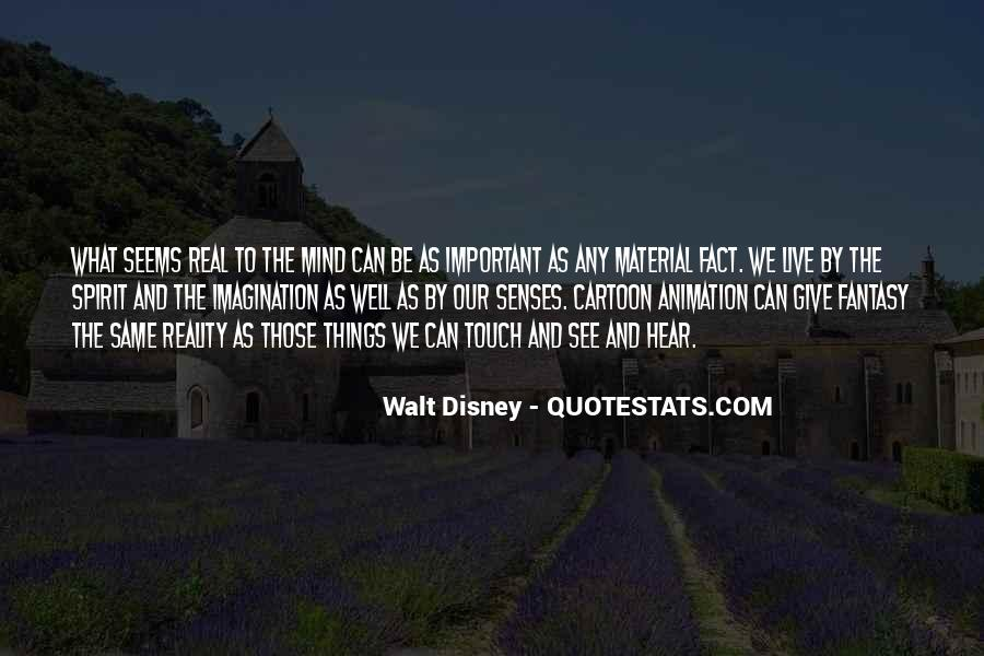 Quotes About Reality And Imagination #411257