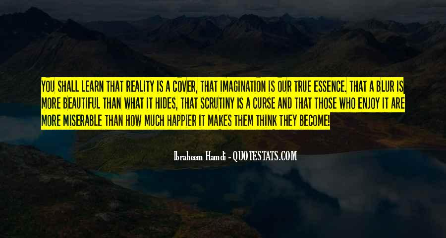 Quotes About Reality And Imagination #451610