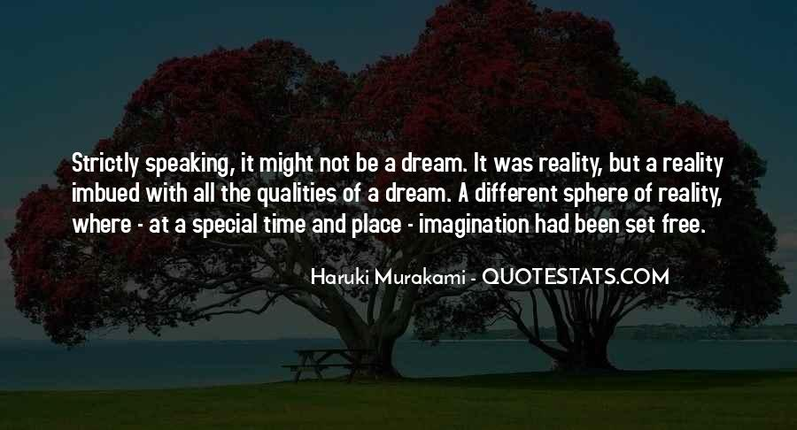 Quotes About Reality And Imagination #834619