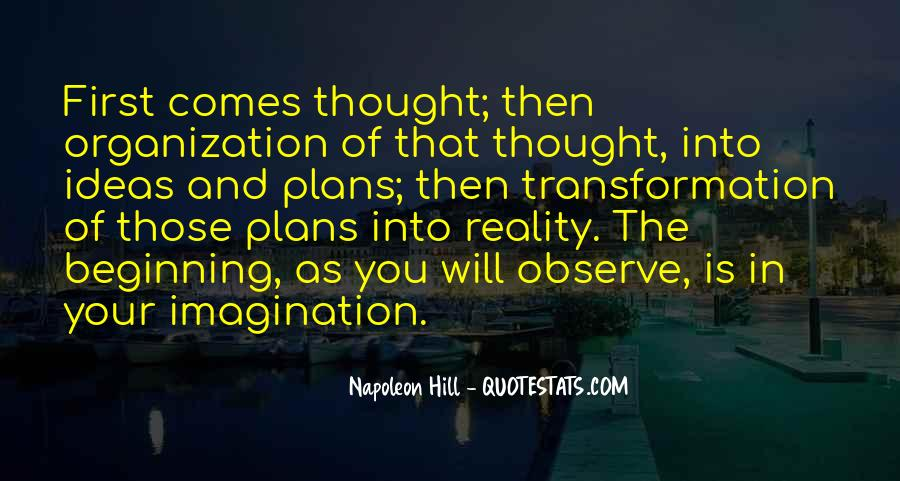 Quotes About Reality And Imagination #926528
