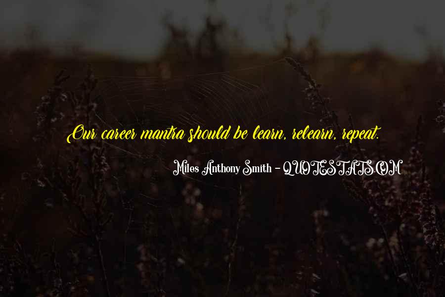 Quotes About Career Counseling #1128085