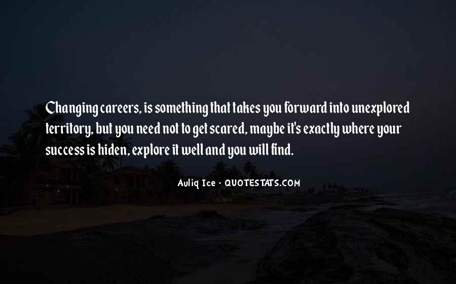 Quotes About Career Counseling #1555066