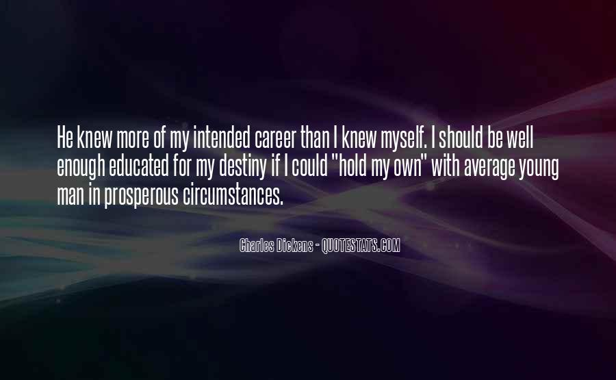 Quotes About Career Counseling #387718