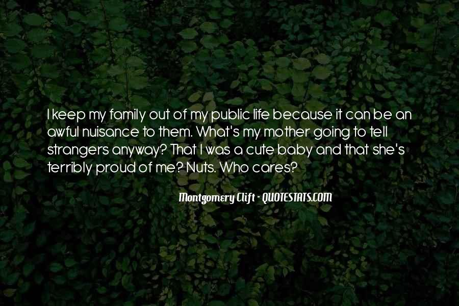 Quotes About Awful Family #1065089