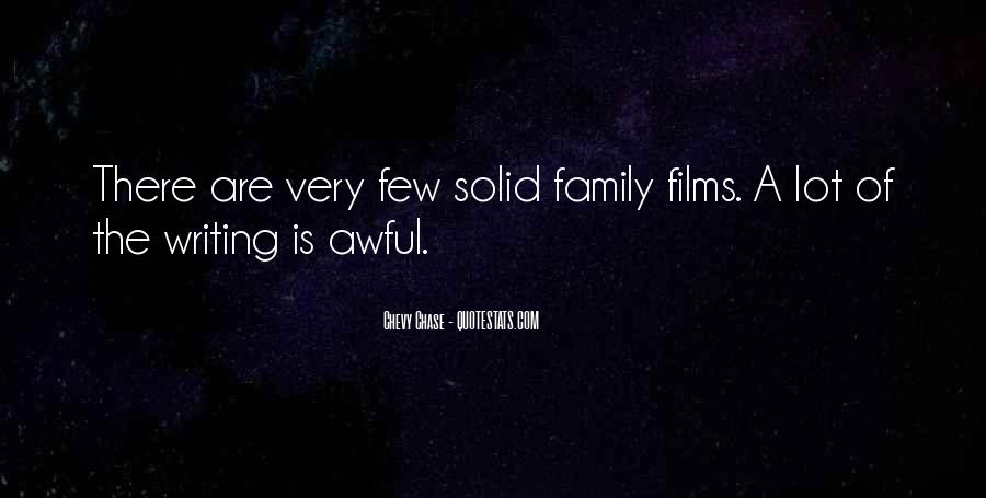 Quotes About Awful Family #1304133