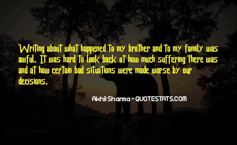 Quotes About Awful Family #1446152