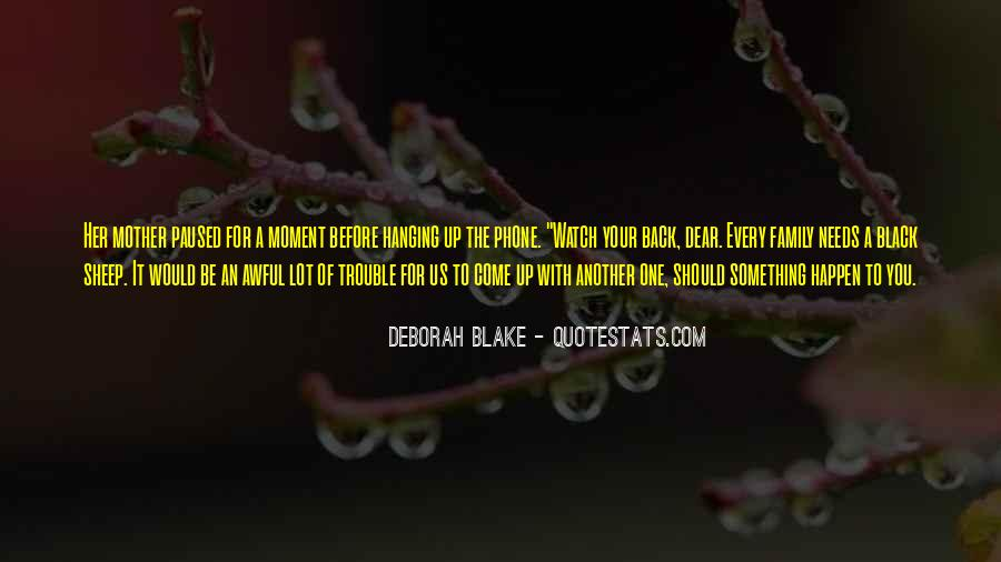 Quotes About Awful Family #1843706
