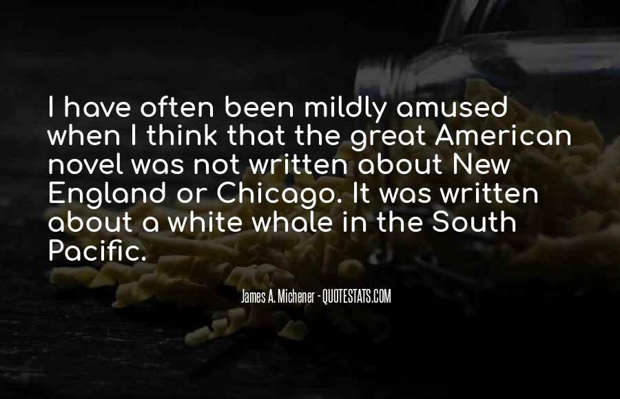 Quotes About The South Pacific #1507163