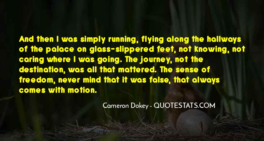 Quotes About Knowing All Along #1484404