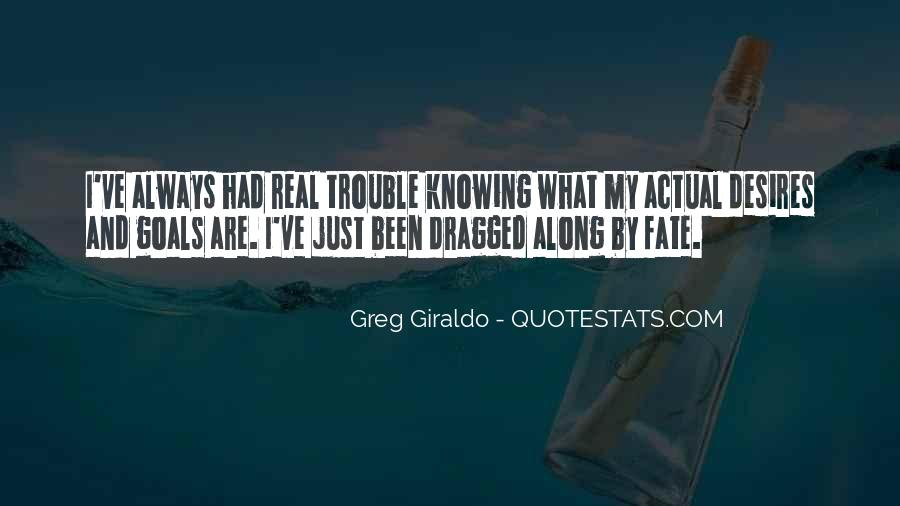 Quotes About Knowing All Along #149789