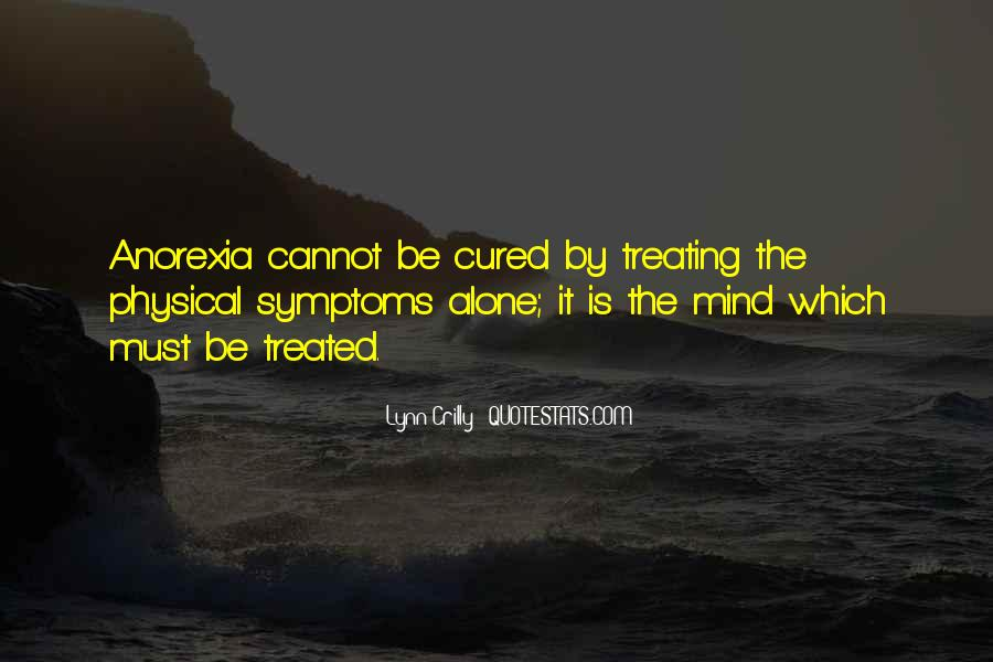 Quotes About Recovery From Anorexia #648501