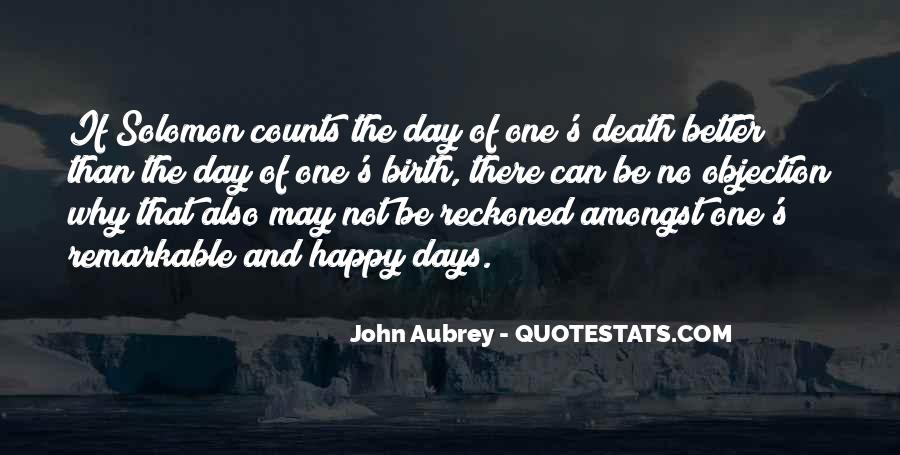 Quotes About Better Days #28959
