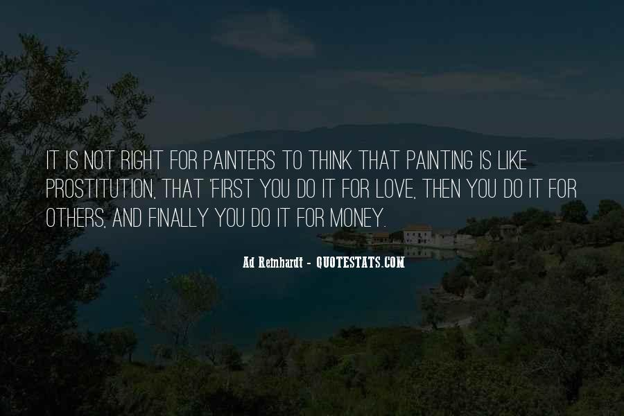 Quotes About Painters And Painting #1377949