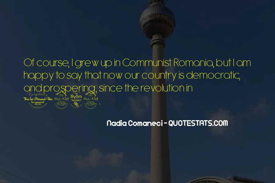 Quotes About Romania #1242799