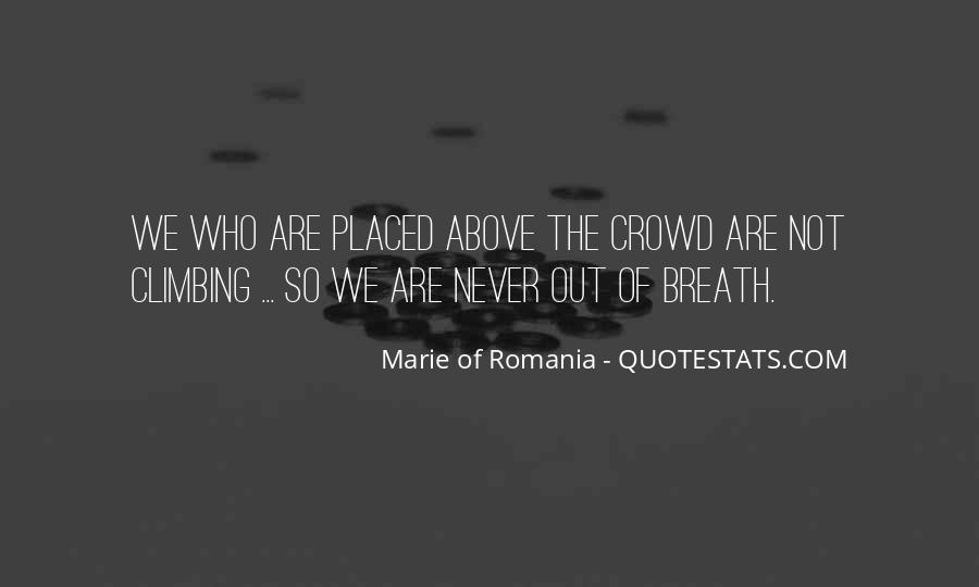 Quotes About Romania #1308536