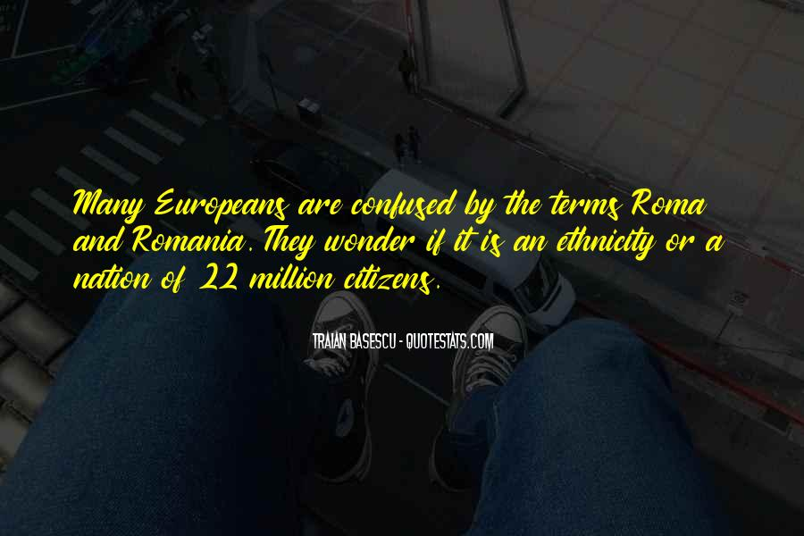 Quotes About Romania #1623529
