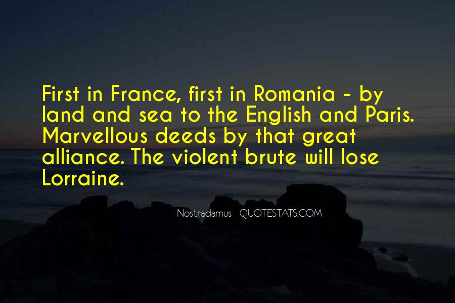 Quotes About Romania #386953