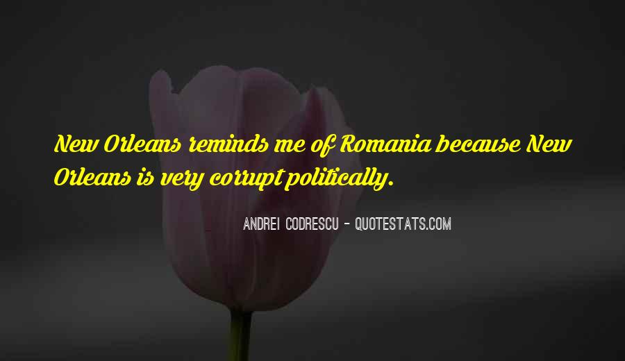 Quotes About Romania #769371