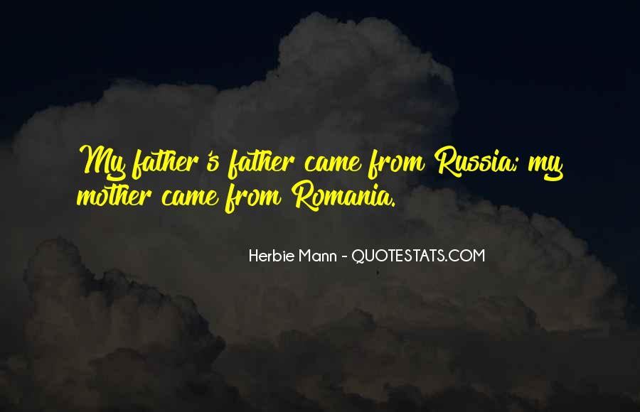 Quotes About Romania #991833