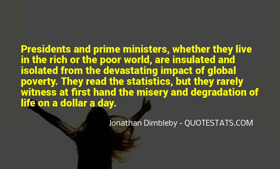 Quotes About Impact On The World #1437128