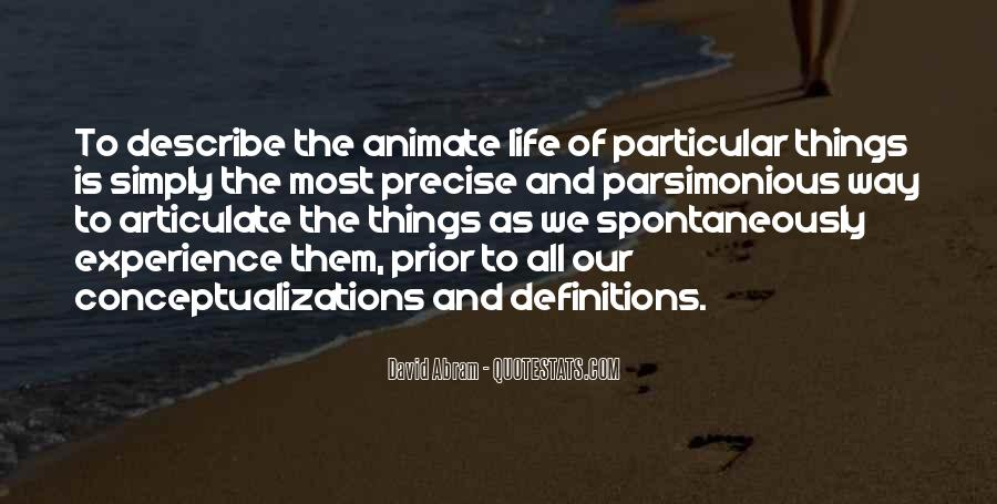 Quotes About Articulate #20332