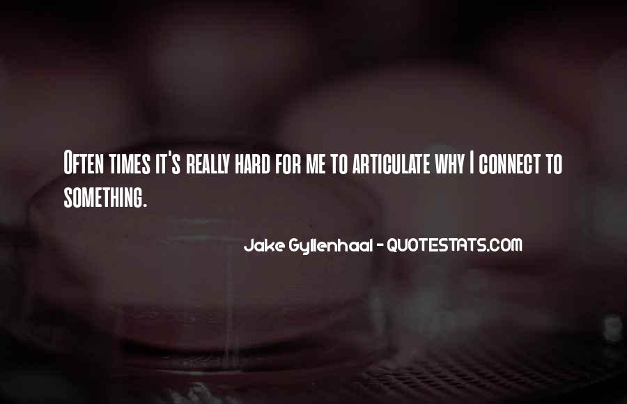 Quotes About Articulate #228868