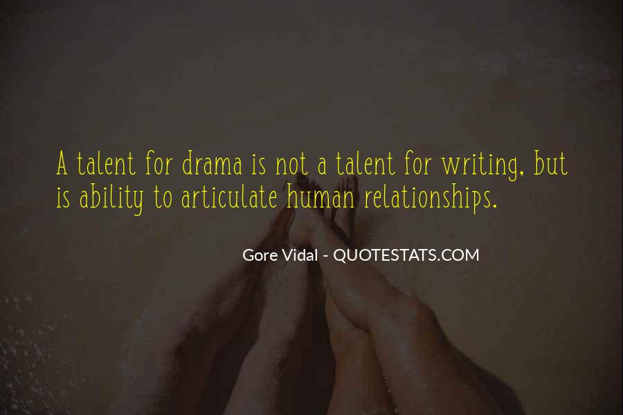 Quotes About Articulate #335689