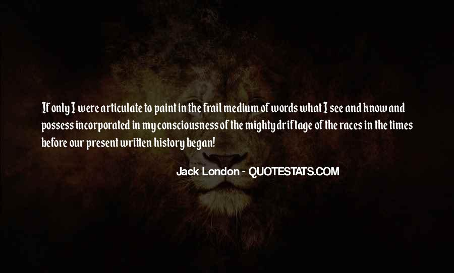 Quotes About Articulate #4208