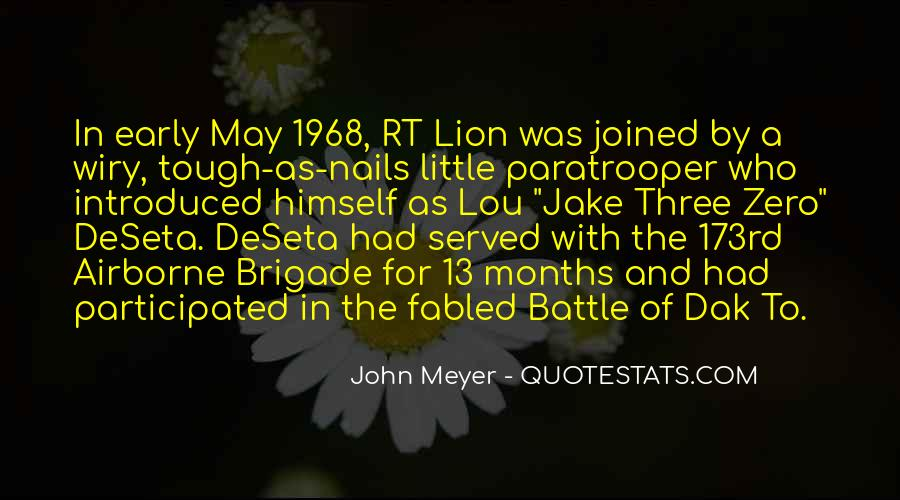 Quotes About 1968 #1030976