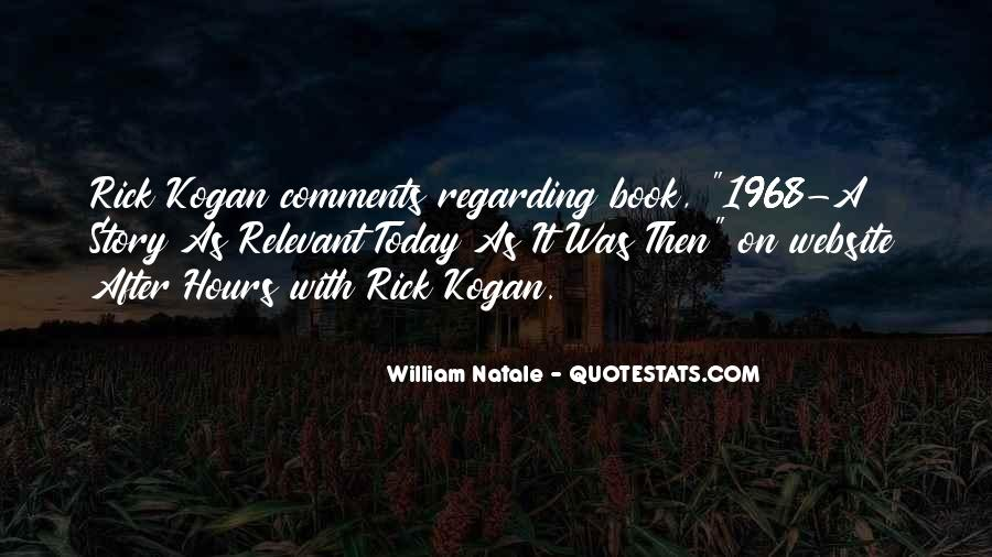 Quotes About 1968 #1107127