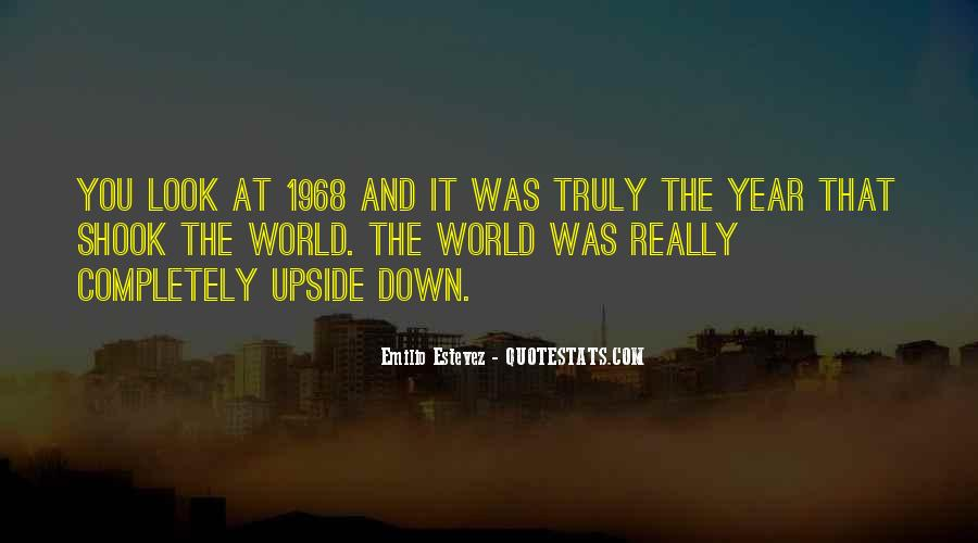 Quotes About 1968 #1206084