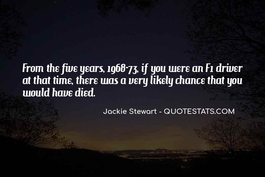 Quotes About 1968 #232317