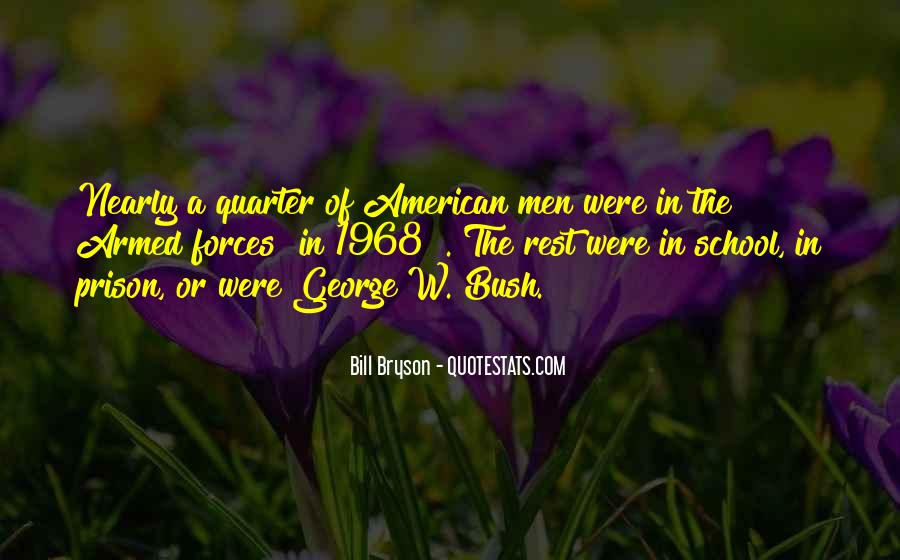 Quotes About 1968 #436124