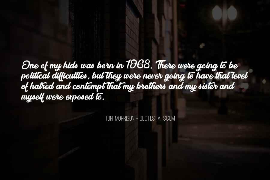Quotes About 1968 #587445