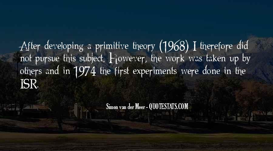 Quotes About 1968 #774747