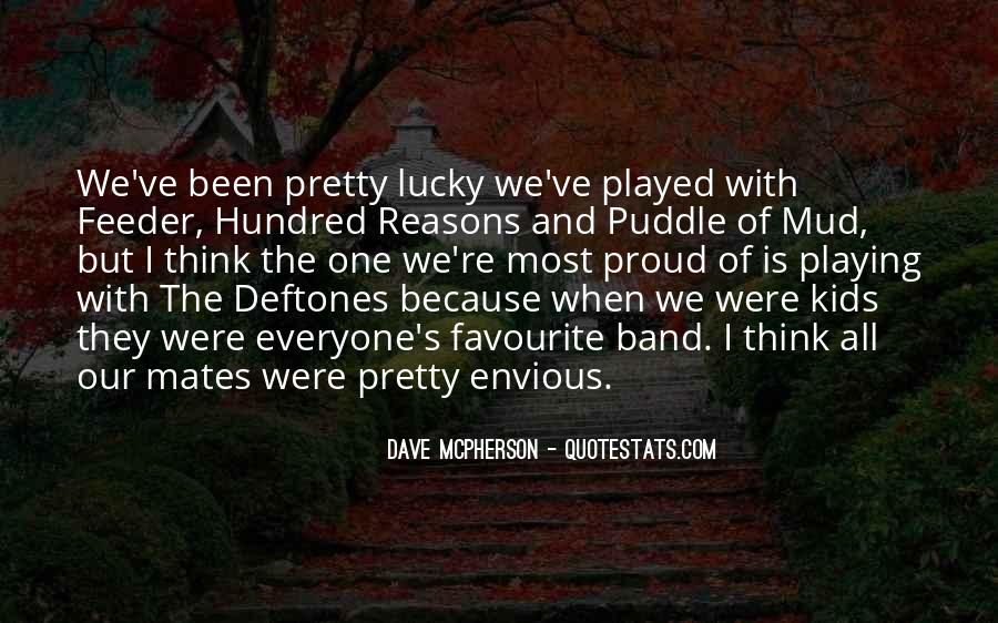 Quotes About Mud Puddles #139660