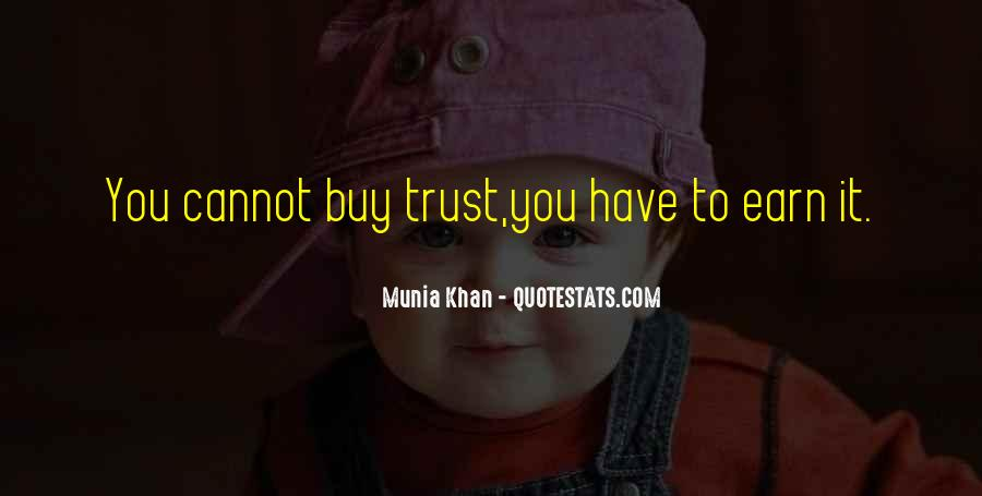 Quotes About Trustworthiness #615955