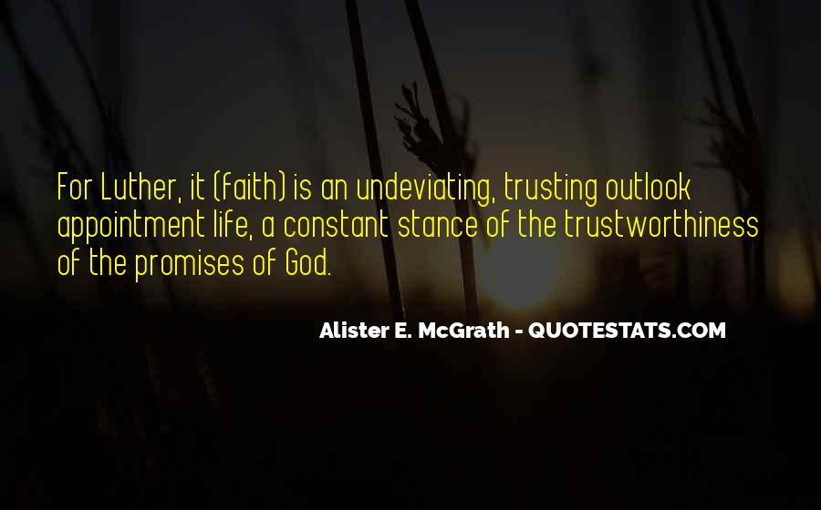 Quotes About Trustworthiness #708755