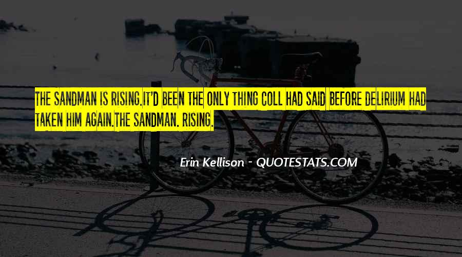Quotes About Rising Again #1104434