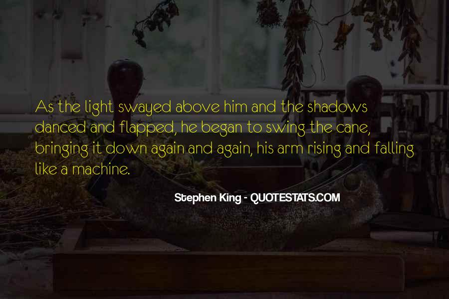 Quotes About Rising Again #164242