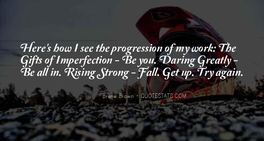 Quotes About Rising Again #1811475