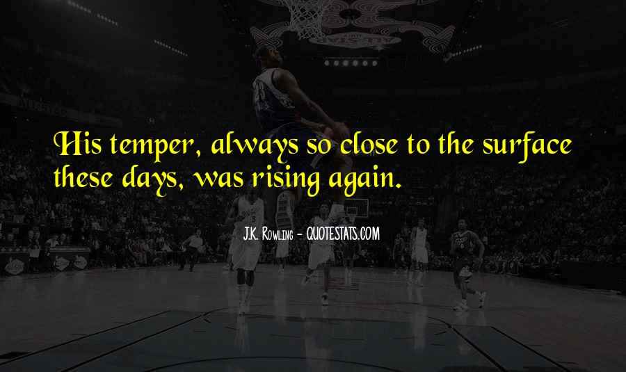 Quotes About Rising Again #757146