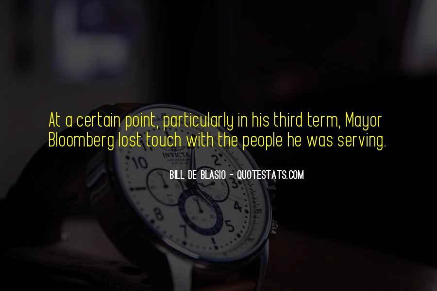 Quotes About His Touch #120287