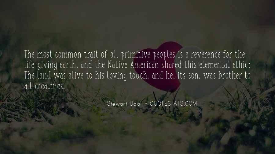 Quotes About His Touch #179302