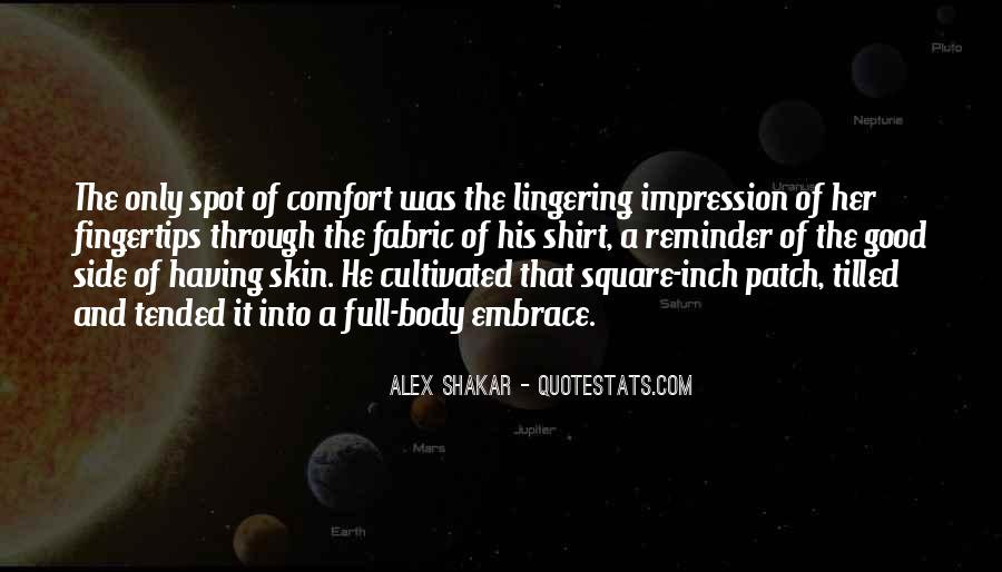 Quotes About His Touch #221438